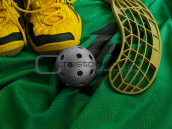 Floorball Equipment 3