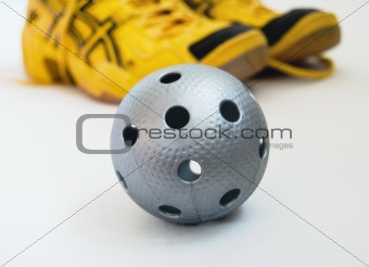 Floorball equipment 2
