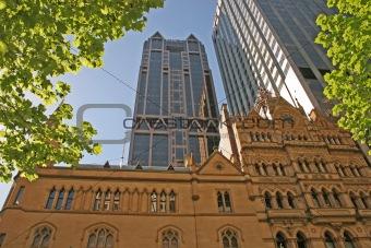 Old Melbourne. New Melbourne