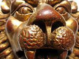 Lion head 2