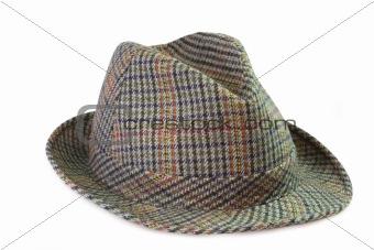 Grey mens hat