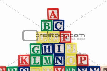 Block letters