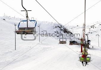 Ski center Mavrovo