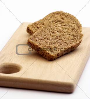 Close up of bread