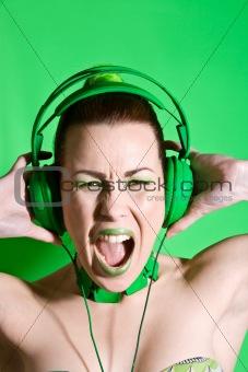Green rage