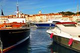 Boats at St.Tropez