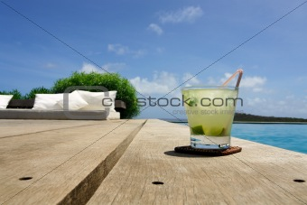 caipirinha drink