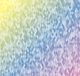 Abstract background identical diamonds with different shades of color.