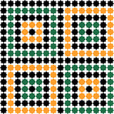 Moroccan mosaic seamless