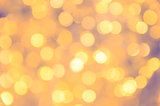 abstract golden glitter christmas background
