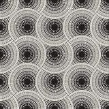 Vector Seamless Mosaic Pavement Pattern