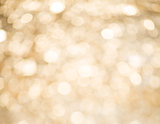 Gold Christmas background abstract design