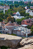 Plovdiv, Bulgaria view