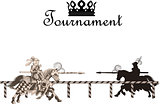 Knight Medieval Tournament