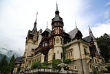 Peles Castle at Sinaia, Romania