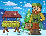 Forester winter theme 5