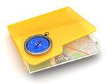 navigation folder