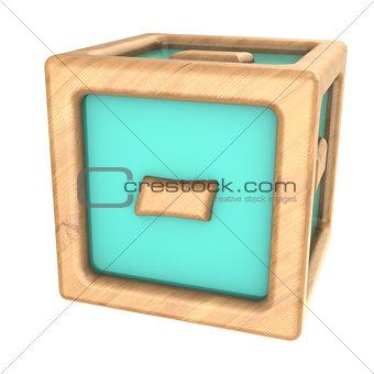 cube minus