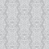 Seamless pastel gray-white vintage pattern