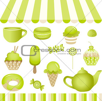 Green Candy Shop