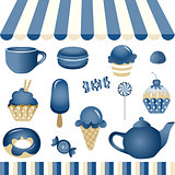 Blue Candy Shop