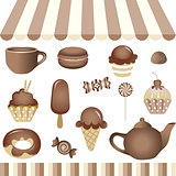 Chocolate Candy Shop