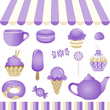 Violetta Candy Shop