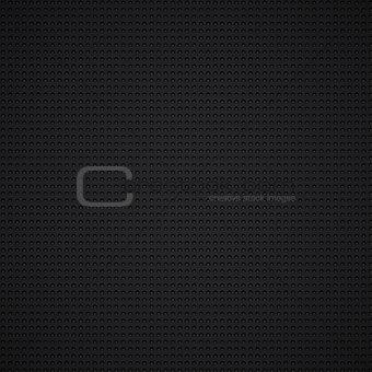 Carbon metallic texture.