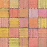 striped mixed patchwork blurry square pattern background