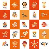 pizza vector logo