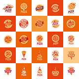 pizza vector logo