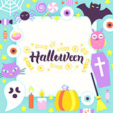 Halloween Paper Template