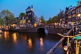 Houses of Amsterdam, Netherlands