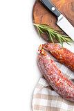 Chorizo sausage