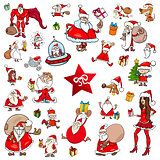 christmas theme cartoons