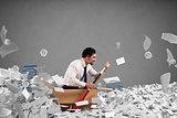 Navigate the bureaucracy