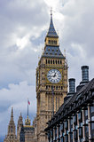 Big Ben in London, UK