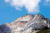 Peak of Dobratsch - Austrian Alps