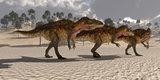Acrocanthosaurus Dinosaurs
