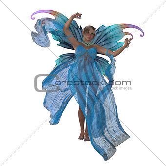 Fairy Saida on White