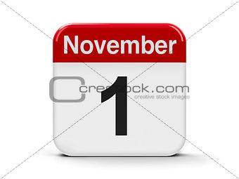 1st November