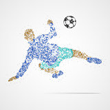 Soccer, football, athlete