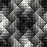 Abstract background black white halftone