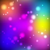 Bright blurred background, vector illustration.