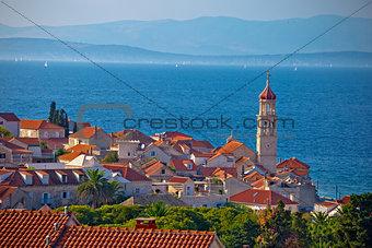 Town of Sutivan skyline view