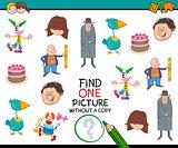 educational task for children