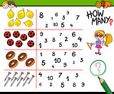 educational counting activity