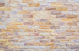 Fragment wall square stone block texture background