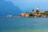 Malcesine - Garda Lake - Veneto Italy