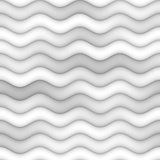 Raster Seamless Greyscale Subtle Gradient Horizontal Wavy Lines Pattern